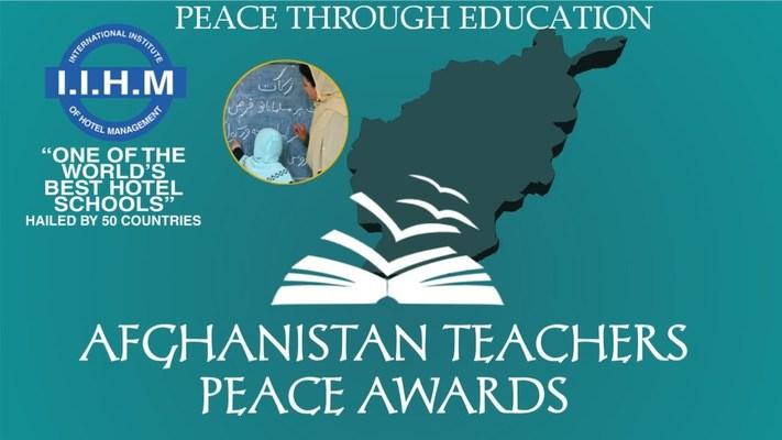 Afghanistan Teachers Peace Awards